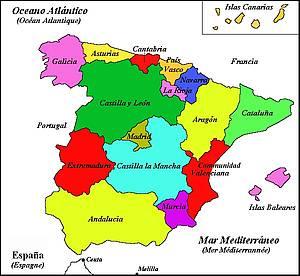 Villes De   Ef Bf Bd  Habitants En Espagne